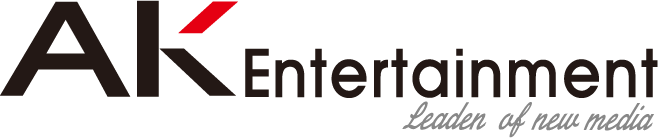 AK Entertainment Logo